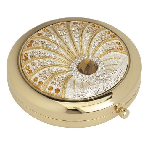 beautiful compact: Cards Cases, Beautiful Compact, Compact Pills, Compact Poudri, Pills Boxes, Bridesmaid Gifts, Boxes Crystals, 1500 Muc Sumptuous Gold Jpg, Gifts Boxes