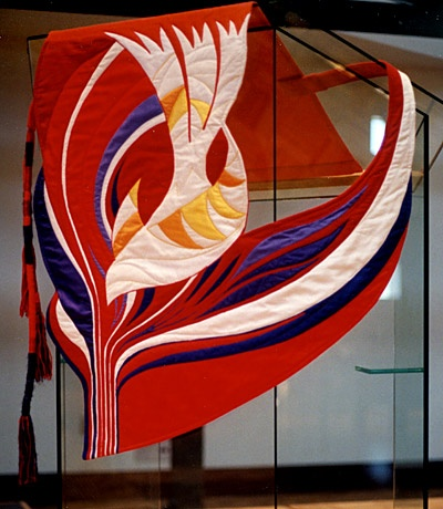 pentecost church banners