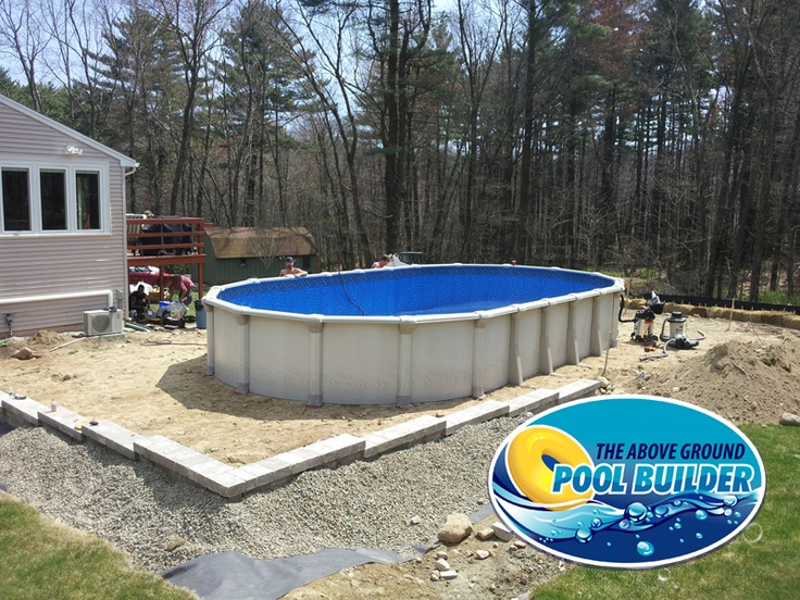 1000 Images About Above Ground Pools On Pinterest The