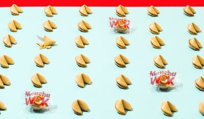 Fortune Cookies for days. Shot by Chris Robinson
