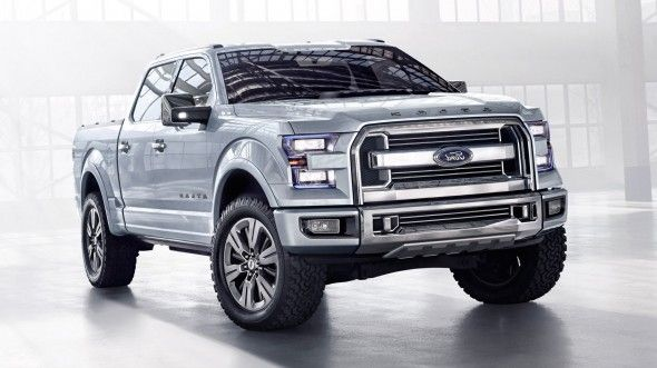 2014 Ford Atlas