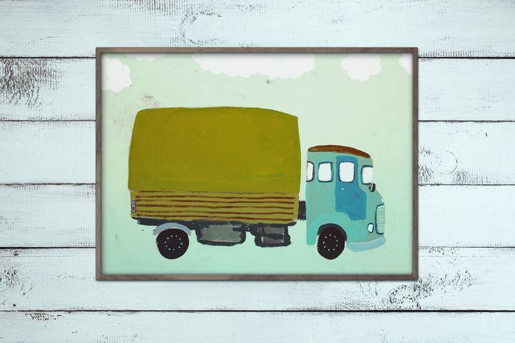 Truck by Mucki Miau
