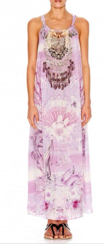 Camilla Franks the truth anthem drawstring dress