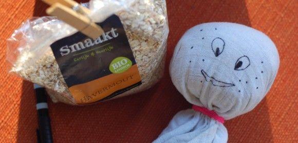 Havermout spook en andere natuurlijke mama tips bij waterpokken