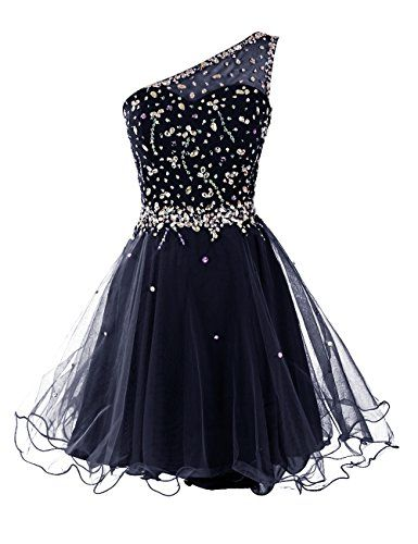 Dresstells® Women's Short One Shoulder Prom Dress Evening Dress Homecoming Dress with Beads Dresstells http://www.amazon.co.uk/dp/B00WR0SSWS/ref=cm_sw_r_pi_dp_.NNFvb1KHHYCY