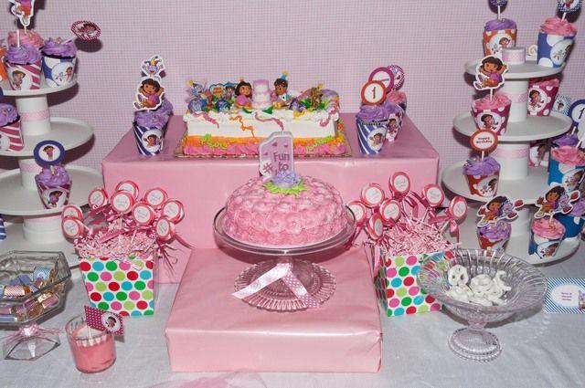 Dora The Explorer Birthday Party Ideas The Box