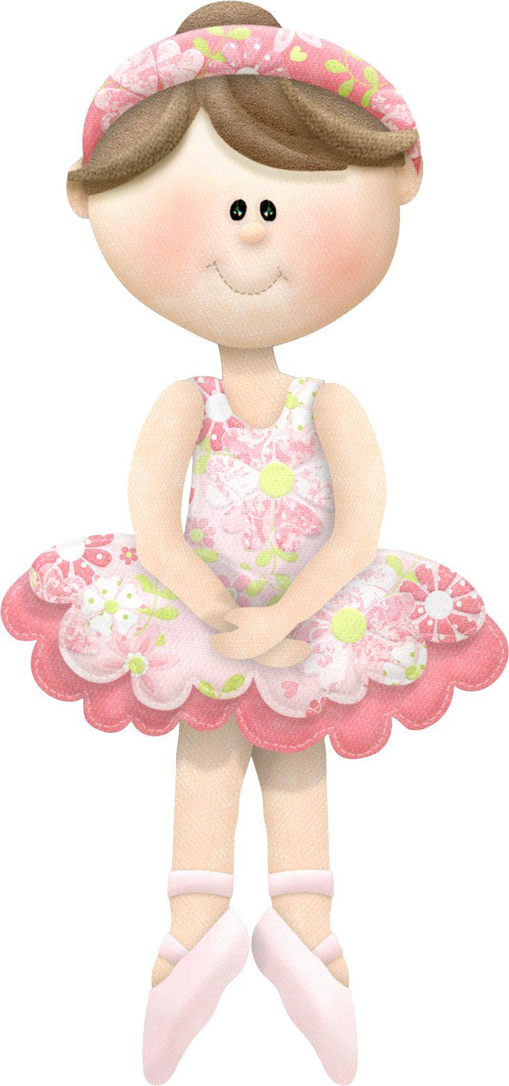 Beauty ballet dancer