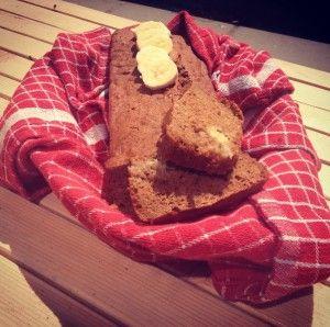 bananenbrood (delicious and healthy alternative for kruidkoek/ontbijtkoek)