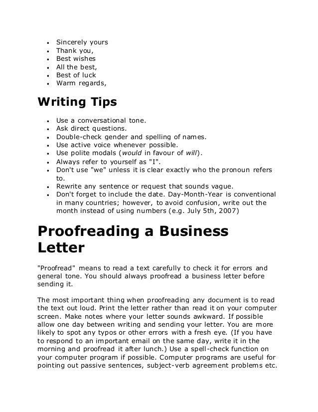 The 25 Best Formal Letter Format Sample Ideas On Pinterest