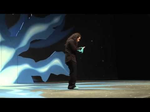 Ross Noble - The Finger - I'd very much like a HAT!