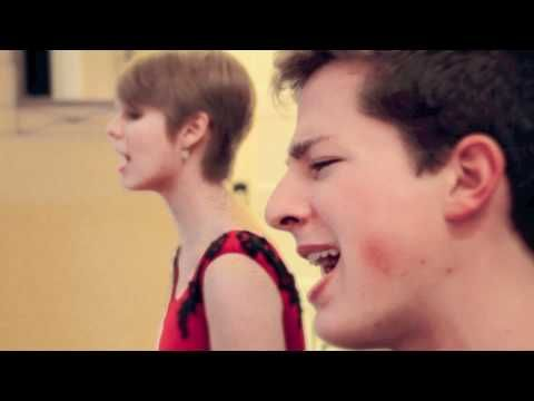 Love this cover! People that can sing are awesome!