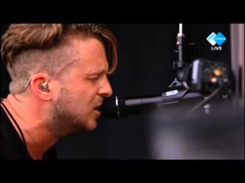 OneRepublic - Apologize / Stay With Me (Pinkpop) - Absolutely beautiful <3 <3