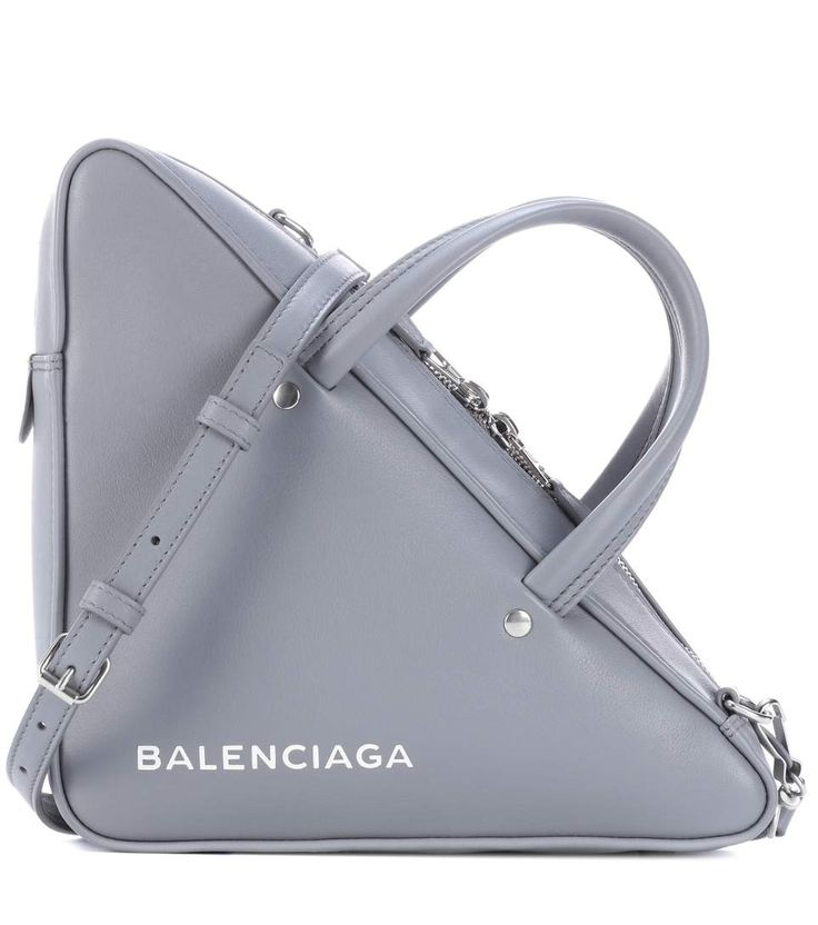 Balenciaga Triangle Bag Dupe