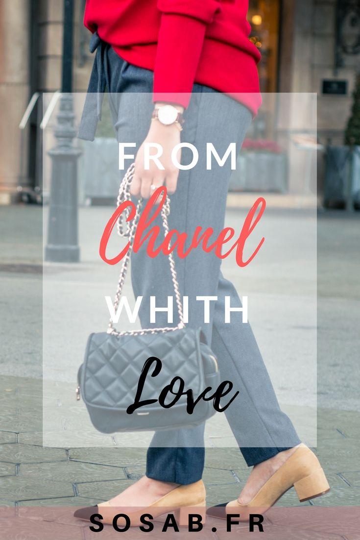 Ootd Chanel et accessoires Chanel : vous y retrouverez tous mes bons plans pour s'habiller comme Chanel