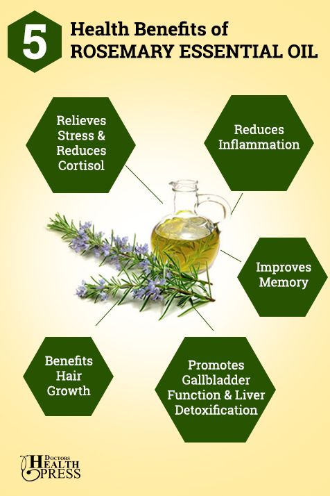 Uses And Benefits Of Rosemary Natural Oil