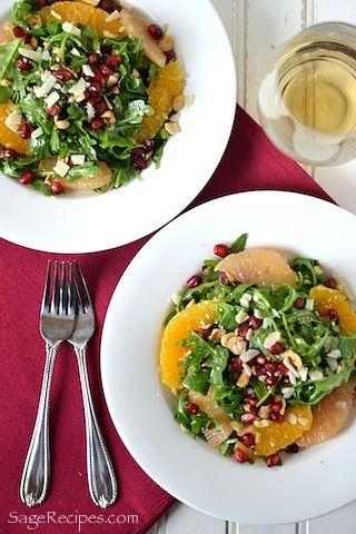Summer Citrus Salad: Sage Recipes, Http Www Sagerecipes Com