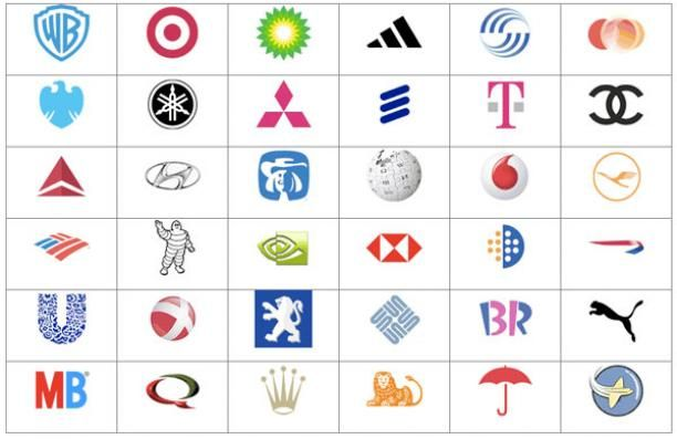 Different Logos Logos Companies Logos Companies Ideas