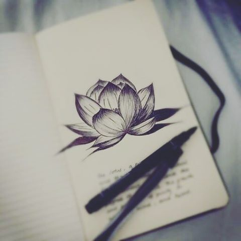 Lotus, represents eternity, purity, divinity, and is used as a symbol of life, fertility, ever-renewing youth. The lotus is used to describe feminine beauty, especially female eyes. The metaphysical analogies compares the lotus' perennial rise to faultless beauty from a miry environment to the evolution of consciousness, from instinctive impulses to spiritual liberation. #lotus