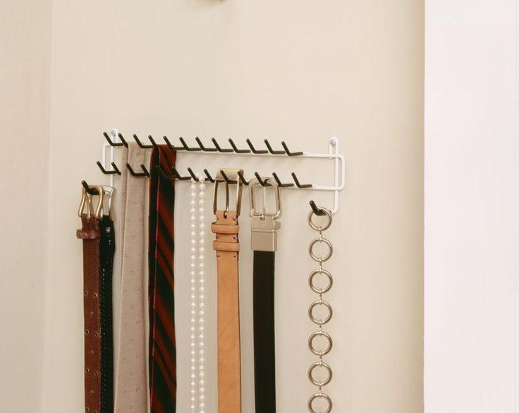 Best 25+ Belt hanger ideas on Pinterest   Flip flop hanger ...