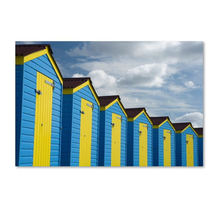 Robert Harding Picture Library 'Colorful Architecture 1' Canvas Art