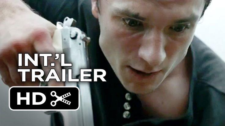 Paradise Lost Official International Trailer #1 (2014) - Josh Hutcherson Movie HD