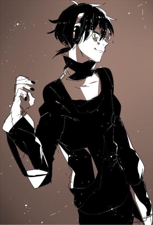 Kuroha Kagerou 173 best anime boy's c...