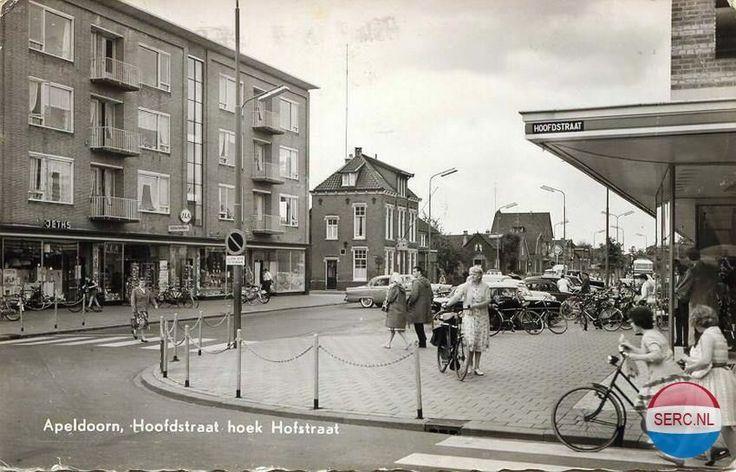Hofstraat Apeldoorn (jaartal: 1960 tot 1970) - Foto's SERC