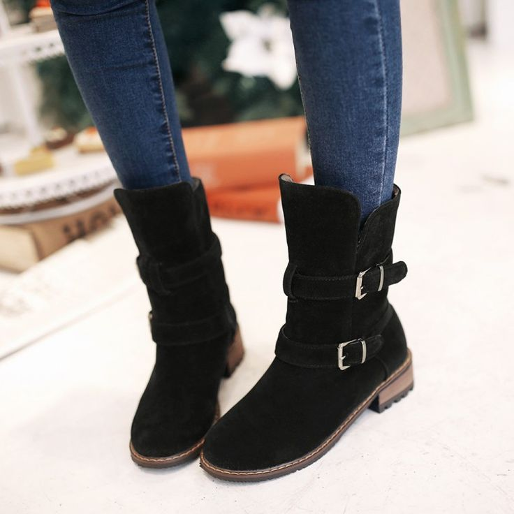 Heels:Approx 4 cm Platform:Approx - cm Shaft:Approx 18 cm Round:Approx 30 cm Color:Black, Gray, Tan Size:US 3, 4, 5, 6, 7, 8 (All Measurement In Cm And Please Note 1cm=0.39inch) Note:Use Size Us 5 As