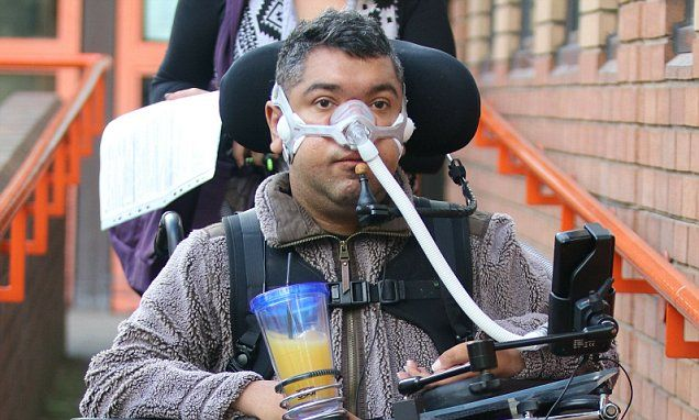 Disabled man 'spied on carers with hidden cameras'