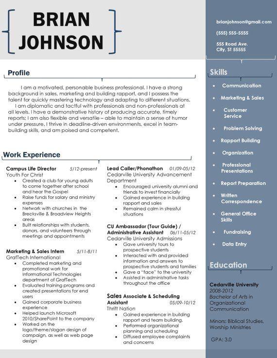 Brackets Resume Etsy Resume Skills Good Resume Examples Resume Examples