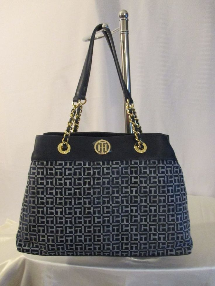 Tommy Hilfiger Handbag Style 6933243 Shopper Retail Price $118.00* #TommyHilfiger #Shopper