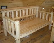 Twist of Nature makes & sells handcrafted log furniture & home accessories. Order your Double Log Sided Bed Frame starting at $699. $65 Flat Rate Shipping.