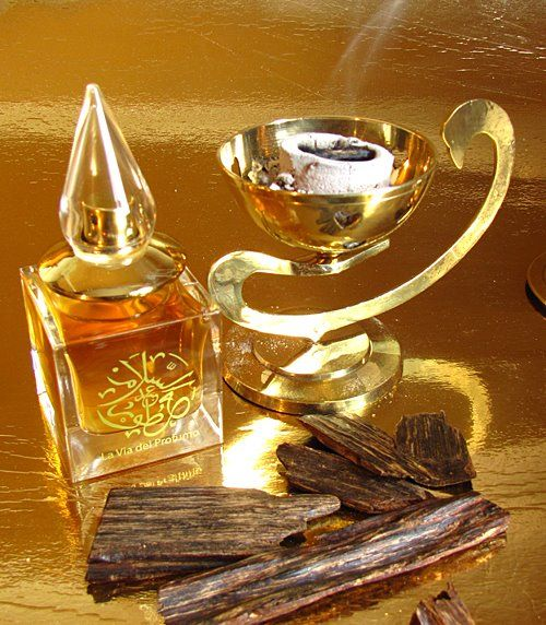 """Michelyn Camen gave me the occasion to explain the Oud Caravan project and the philosophy behind it in an interview on Cafleurebon. I invite you to discover the explanation on the """"Perfume Evolution"""" that we are living in the present years. ..."""