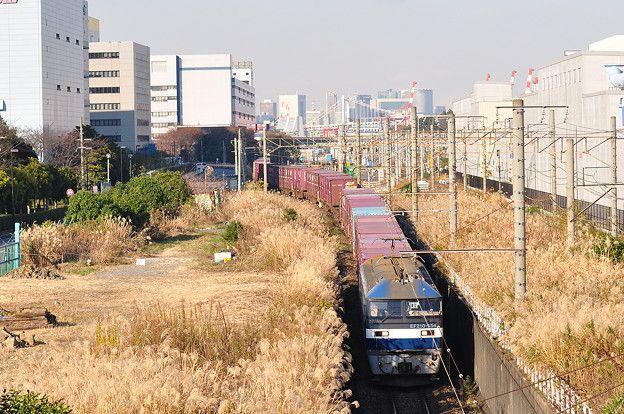 東海道貨物線EF210 - みんなの写真コミュニティ「フォト蔵」 | フォト ...
