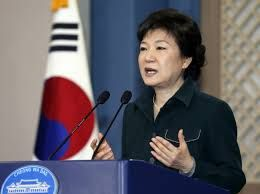 South Korea ex-leader Park arrested over bribery scandal #news #alternativenews