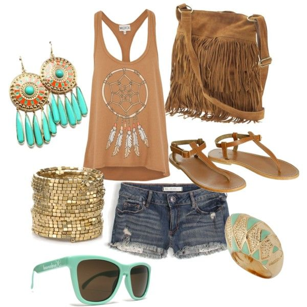 : Summer Fashion, Dreams Closet, Dream Catchers, Hippie, Summer Style, Dreams Catcher, Summer Outfits, Boho, Summer Clothing