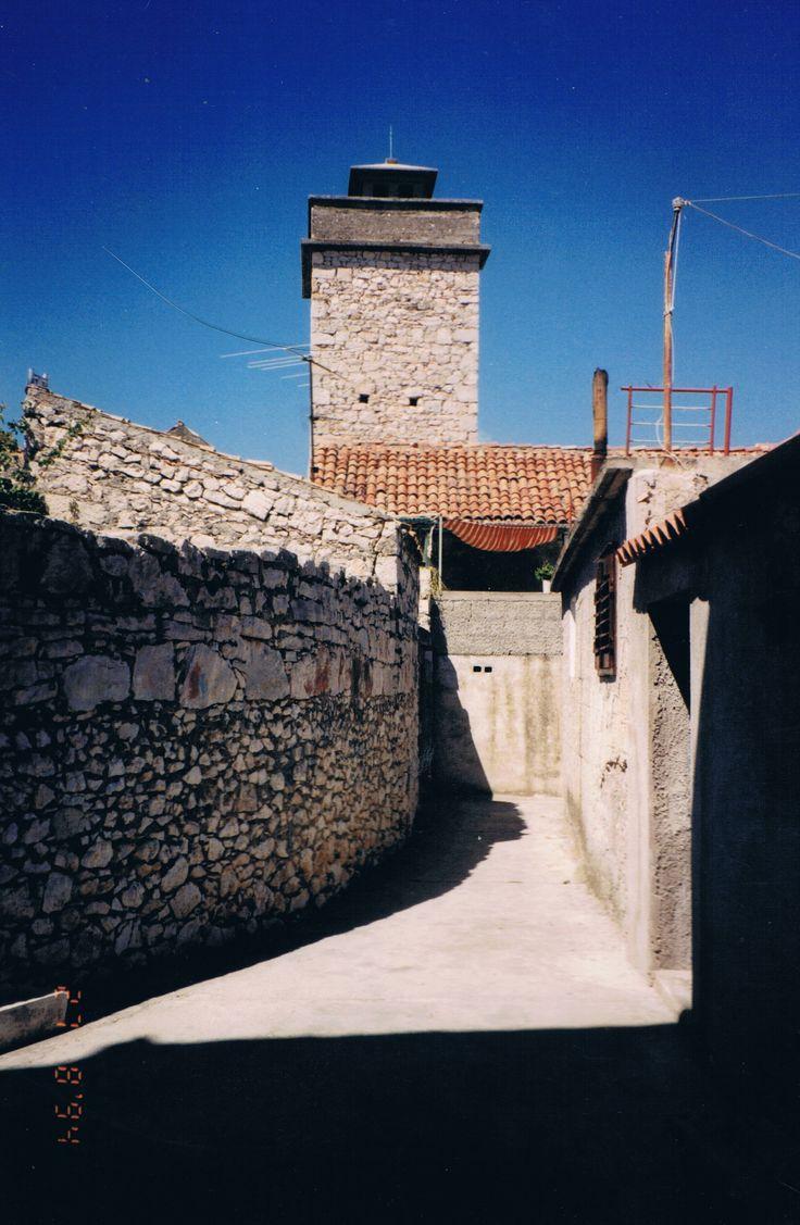 Street of krapanj