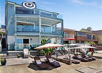 San Diego Beach Rentals | Beachfront Only Vacation Rentals