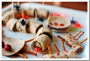 Creepy Crawly Appetizers | Recipes
