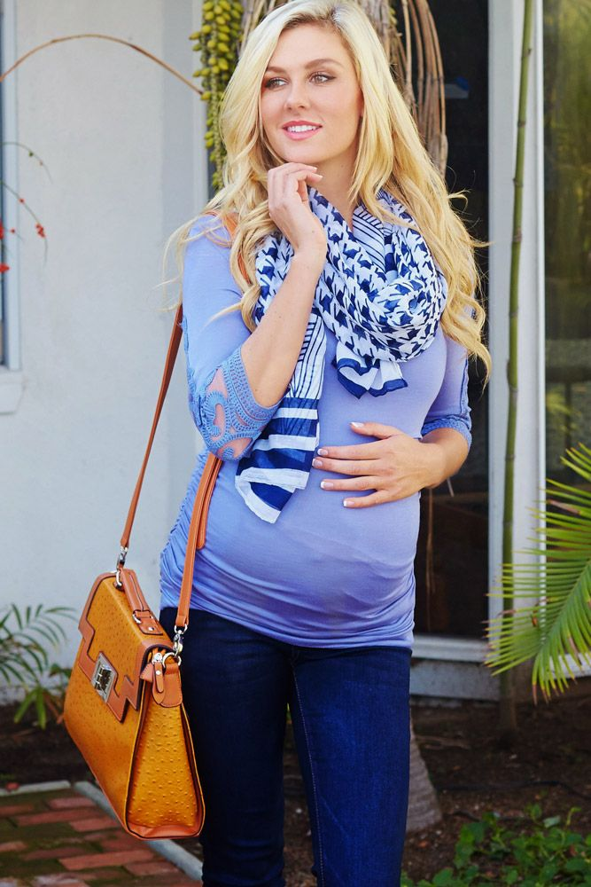 Website with really cute maternity clothing...best part - it's cheap