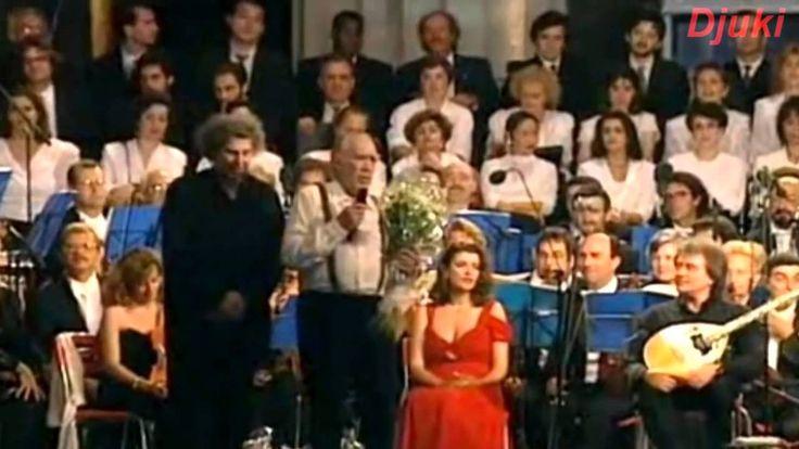 Mikis Theodorakis & Anthony Quinn - Munich, 1995