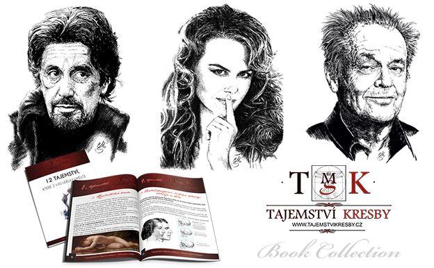 Stáhněte si zdarma e-book: 12 TAJEMSTVÍ, KTERÉ Z VÁS UDĚLAJÍ UMĚLCE (http://tajemstvikresby.cz/)