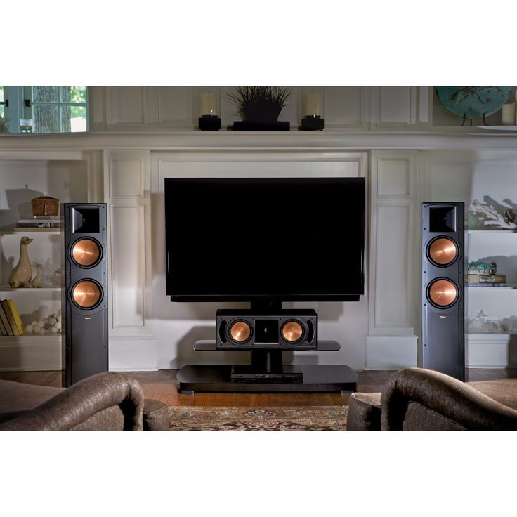 Klipsch Reference II 7.2 Home Theater System