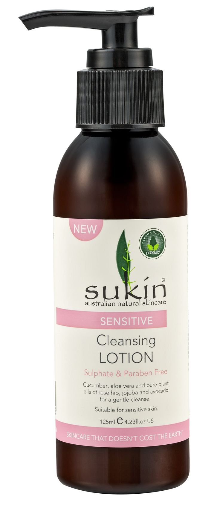 Sukin Sensitive Cleansing Lotion