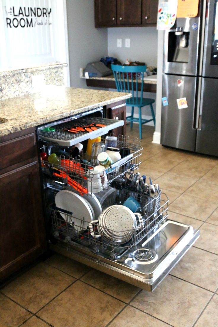 How do you fill the Jet-Dry in a Samsung dishwasher?
