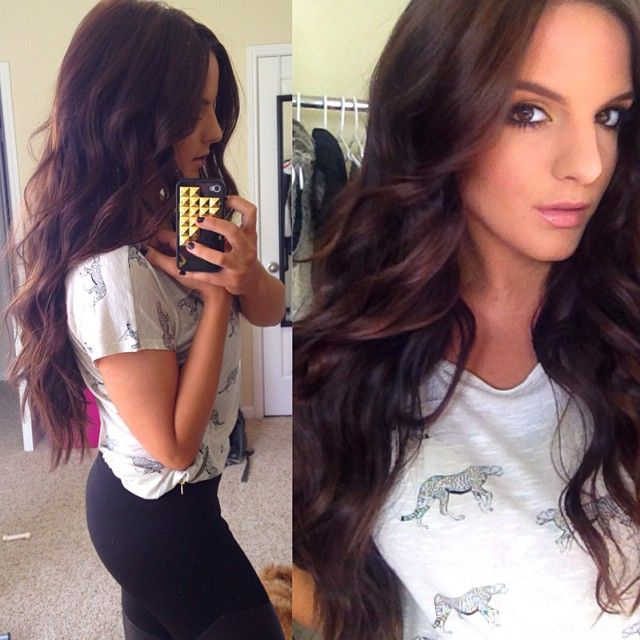 Bellami Hair Extensions Set In I Cant Wait Until My Is A Little Longer So Can Finally Buy These