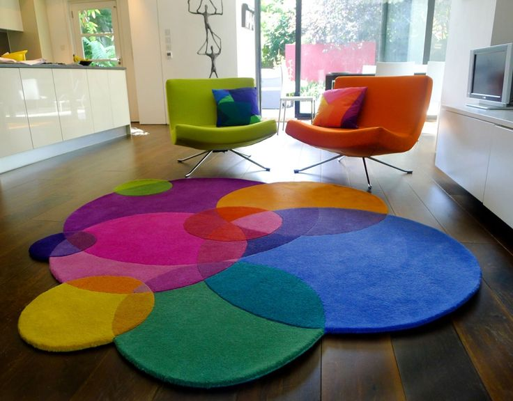 sonyawinner bubbles rug and more such cool products shared by users on wicfy - Colorful Area Rugs