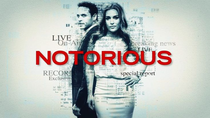 notorious tv show - Google Search