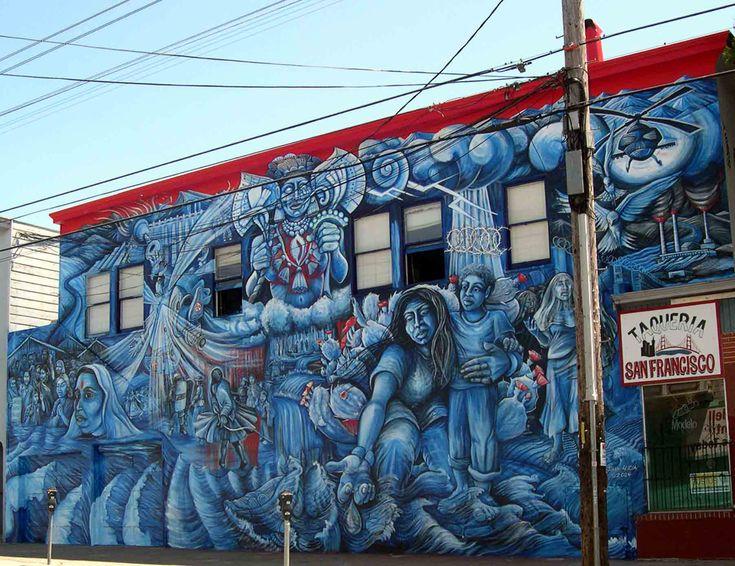 84. La Llorona full (street art)