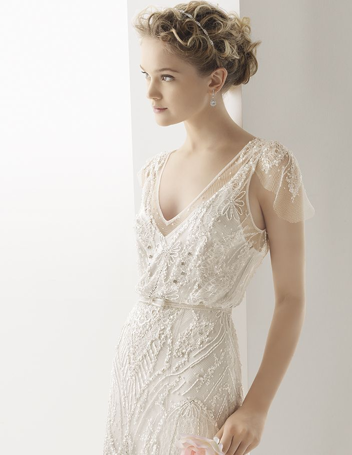 Rosa Clara Bridal: Beautiful Wedding Dress for a Beautiful Bride